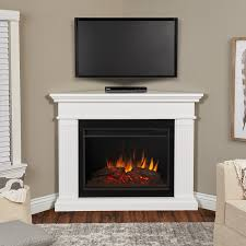 kennedy grand corner electric fireplace