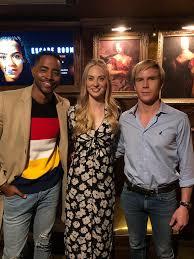 Escape Hotel - Director Adam Robitel and stars Deborah Ann...   Facebook