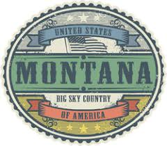 Montana Car Stickers And Decals