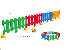 Children Educational Toys Games Ball Pool Sand Pit Kids Fence Plastic Fence For Kids Happy Zone Recreation Ltd