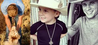 western themed necklaces for the man in