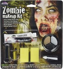amazon com female zombie make up kit
