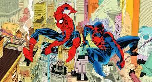 spiderman ics spider man