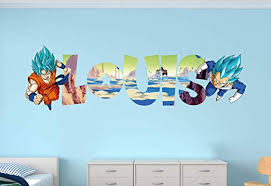 Name Wall Decal Flash Personalized Name Decal Kids Nursery Vinyl Decal Sticker