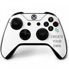 Custom Xbox One X Controller Skin Create Your Own Xbox Skin