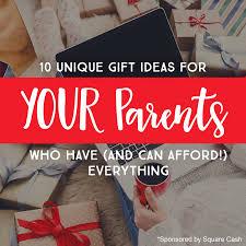 10 unique gift ideas for your pas