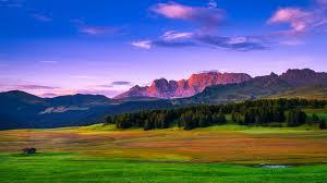 colorful italian nature scenery hd 4k