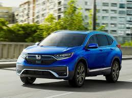 2020 honda cr v facelift with hybrid