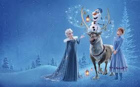 disney frozen elsa anna and olaf