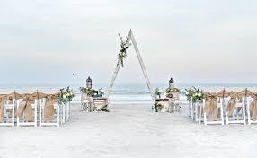 beach wedding packages sun sea