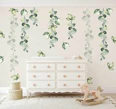 Lotus Flower Botanical Wall Stickers Vinyl Decal Home Shop Decor Art Mural Gift 20 91 Picclick