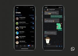 WhatsApp, ecco il tema scuro. Come attivarlo