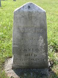 Adeline Taylor (1849-1851) - Find A Grave Memorial