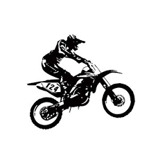 Amazon Com Wall Sticker Wall Decals Bedrooms Motorbike Motocross Wall Stickers Art Room Removable Decals Car Sticker Car Body Vinyl Car Wrap Decal 53cm60cm Baby