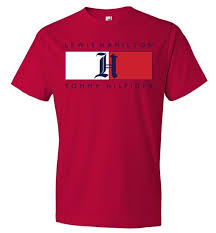 Tommy Hilfiger T-Shirt Lewis Hamilton Edition – TEEFLAT | Amazing Sale –  Check Out Our Collection