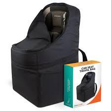 car seat travel bag heavy duty