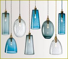 modern hanging lamp shades glass