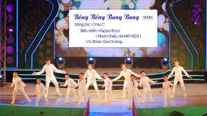 Bống Bống Bang Bang Remix - Happy Boys - Nhóm thiếu nhi HKP KIDS ...