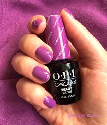 gel color by opi i manicure for beads