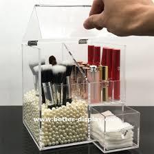 china acrylic makeup organizer ship to