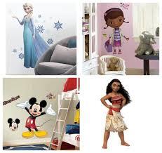 Disney Find Giant Disney Wall Decals Elsa Mickey Moana More