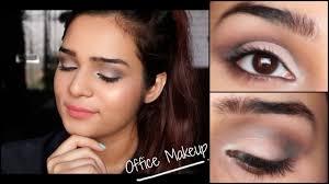 office makeup look tutorial quick