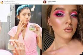 accounts to follow for handy makeup tips