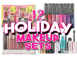 holiday 2016 makeup sets gift guide