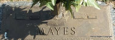 Avis Morris Mayes (1905-1986) - Find A Grave Memorial