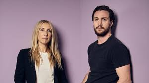 Aaron Taylor-Johnson on being directed by his wife, Sam, in A ...
