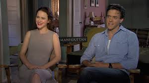 Manhattan Interview: Rachel Brosnahan and Ashley Zukerman | Collider