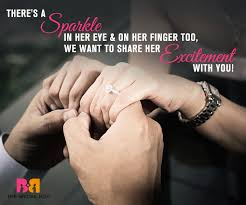 engagement message for her