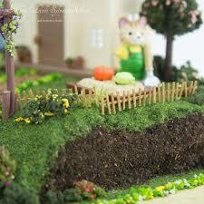 1 64 Scale Fences Mimi S Little Sylvanian Town Miniature Crafts Crafts For Kids Fairy Garden