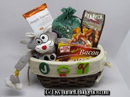 bacon gift basket homemade