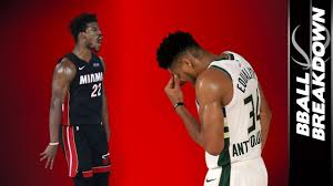 Heat vs Bucks Game 1 2020 NBA Playoffs ...