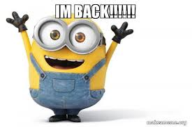 I am back...... — Steemit