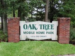 oak tree mobile home park jackson new