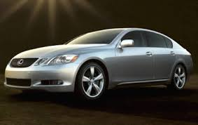 2007 lexus gs 350 sedan review edmunds