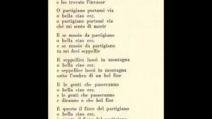 03 La Compagnia del Nuovo Canzoniere Italiano Bella ciao 21 06 ...