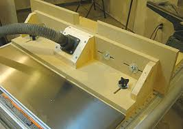 Router Table Fence Shop Made Router Fence