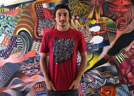 artist zio ziegler and wwf debut tiger