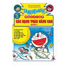 Sách - Doraemon Học Tập - Các Dạng Toán Nâng Cao - Tập 1