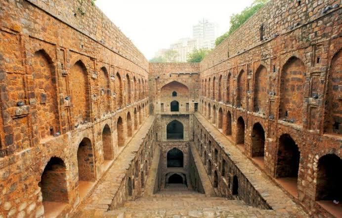 "Image result for agrasen ki baoli delhi"""