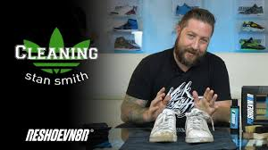 how to clean adidas stan smith sneakers