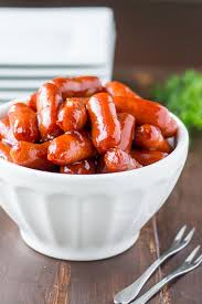 barbecue little smokies recipe