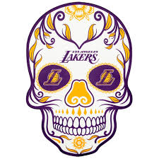 Los Angeles Lakers Wall Decals Wall Decor The Home Depot