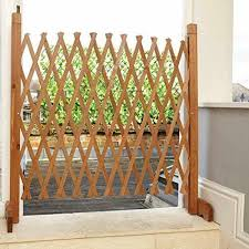 Freestanding Stairway Pet Barrier Tall Dog Gate Expanding Fence Outdoor Indoor Ebay