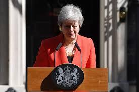 Theresa May Resigns, Pushing Britain ...