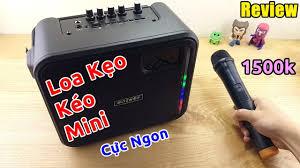 Review Loa Kẹo Kéo Mini Siêu Ngon, KTheme có nên nghỉ Youtube đi ...