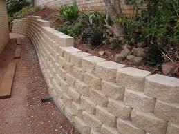 large retaining wall blocks